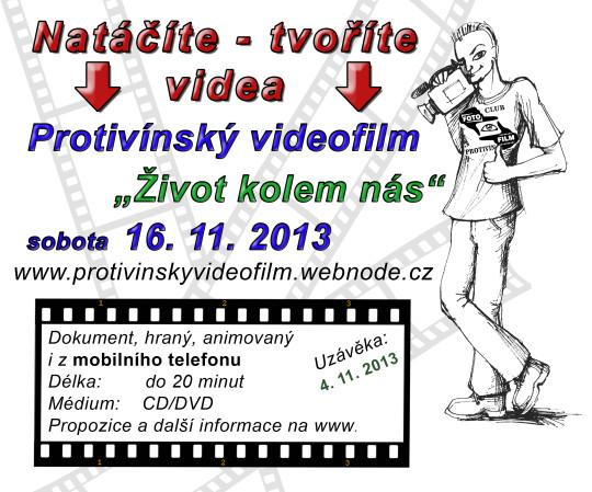 Protivínský videofilm 2013