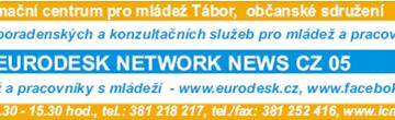 26.2.2014 – Infolisty Mládež a svět – Eurodesk – ICM Tábor