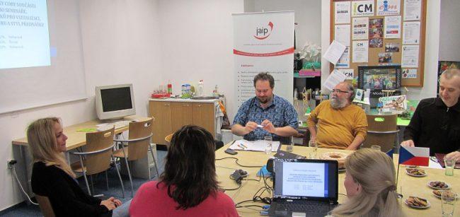 Workshop v ICM