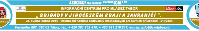 Brigády jihočeského kraje a zahraničí 21. týden