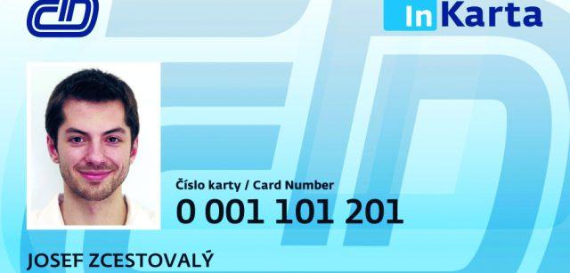Sleva na pořízení In Karty pro všechny členy ČRDM a držitele karet EYCA!