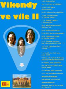 DDM - Víkendy ve vile 14-15