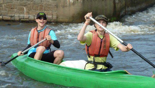 Vzdělávací kurz  Instruktor vodní turistiky – vodácký instruktor