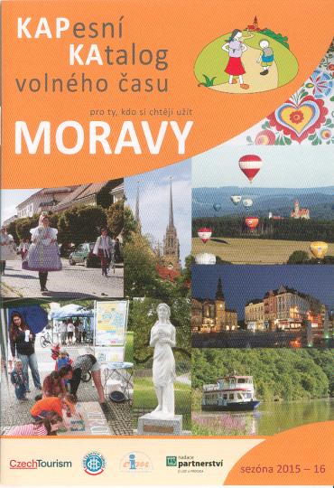 Kapka 2015 Morava