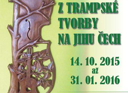 Ukázky z Trampské tvorby na jihu Čech
