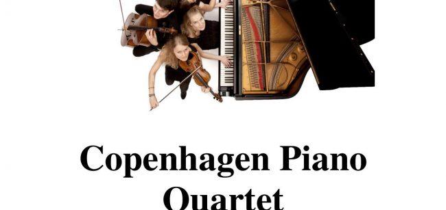 Copenhagen Piano Quartet - Koncert