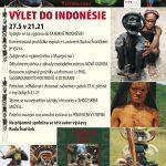 Zveme Vás na výstavu Tajemná Indonésie probíhající v Jihočeském muzeu v Českých Budějovicích.