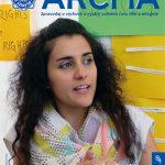Nové číslo časopisu ARCHA na téma : Vyrážíme za hranice