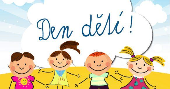 Přejeme malým i velkým dětem vše nej k svátku :)