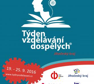 Týden vzdělávání dospělých 19. – 25. 9. 2016