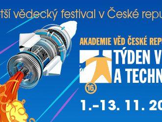 Týden vědy a techniky 1.-13.11.2016