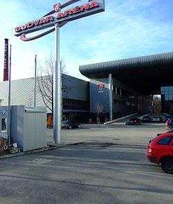 Budvar aréna