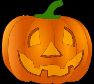 Halloween s čápem Klapíkem