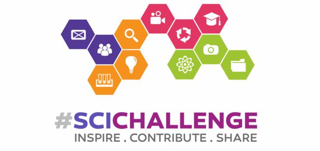 Zajímají tě přírodní vědy, matematika, technologie...? Přijmi výzvu SciChallenge!