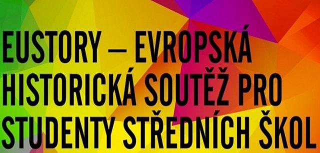 Zapojte se do mezinárodní dějepisné soutěže EUSTORY