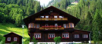 Ubytování v Horním Rakousku