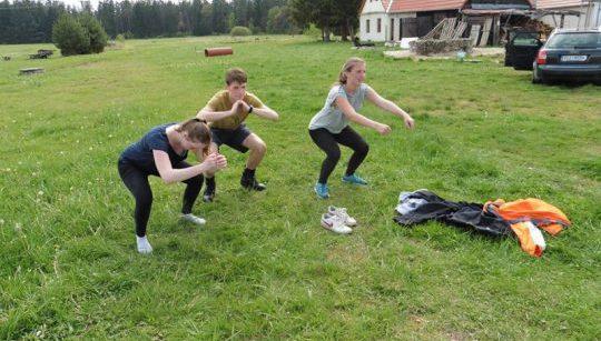 Táborová akademie JARO 2017 - zážitkový kurz pro instruktory, oddílové vedoucí ...