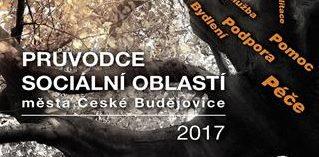Průvodce sociální oblastí města České Budějovice 2017