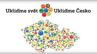 UklidmeCesko.cz se letos zaměří na pneumatiky