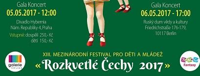 XIII. mezinárodní festival pro děti a mládež