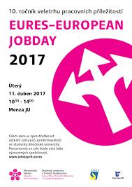 Veletrh pracovních příležitostí EURES EUROPEAN JOBDAY 2017 v Českých Budějovicích