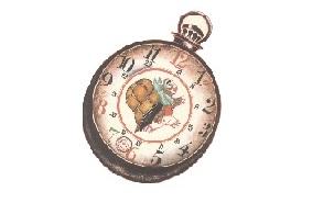 Kdo je zlodějem času? - tvořivě - dramatický tábor - 5.8.-12.8.2017 Hořice na Šumavě