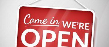 Nová otevírací doba