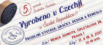 """""""Vyrobeno v Czechii – v České republice"""""""