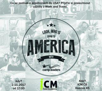 Informační přednáška Work and Travel USA