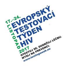Evropský testovací týden HIV