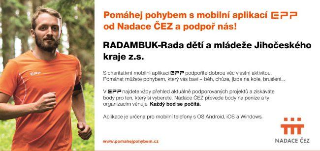 Pomozte pohybem akci BAMBIFEST České Budějovice 2018!!!!!