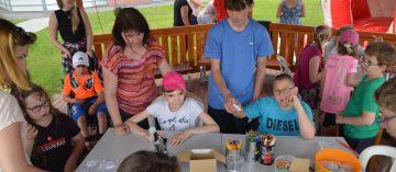 Dětský den s centrem ARPIDA