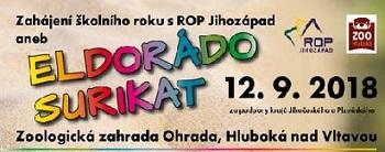 Eldorádo surikat 12.9.2018 ZOO Hluboká nad Vltavou