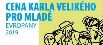 Přihlaste svůj projekt do Ceny Karla Velikého pro mladé Evropany 2019