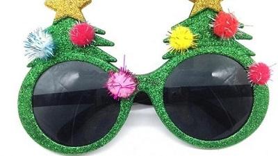 Vánoční poděkování za brýle, které nám darujete