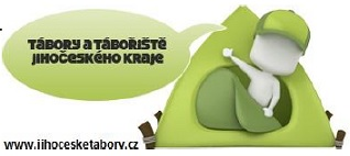 Web www.jihocesketabory.cz – nabídka táborových základen, tábořišť a táborů pro děti a mládež v Jihočeském kraji