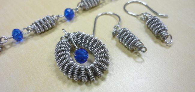 Drátenický šperkařský kroužek