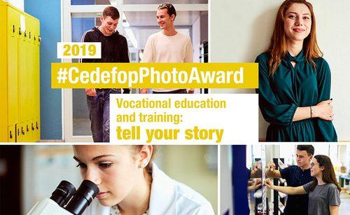 Fotosoutěž odborné vzdělávání: ŘEKNI SVŮJ PŘÍBĚH