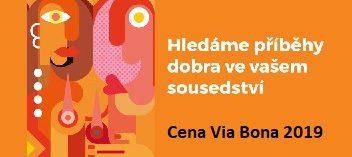 Cena Via Bona – dejte svůj hlas příběhu…