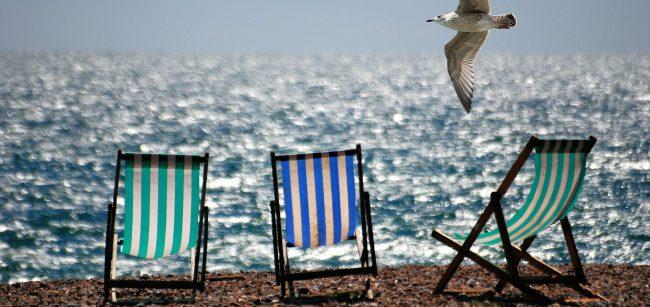 Letní otevírací doba - dovolená