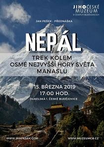 Nepál - trek kolem osmé nejvyšší hory světa Manaslu (8 163 m n. m.)
