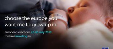 Zvolte si svou budoucnost – předvolební video k evropským volbám