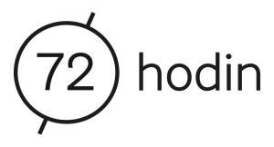 72 hodin - ročník 2019 v termínu 10.-13. října