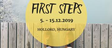 FIRST STEPS, 5.-15.12.2019, MAĎARSKO