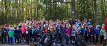 Uklidíme Branišovský les