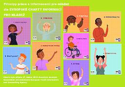 Nová verze Evropské charty informací pro mládež