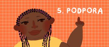 Poznej Chartu! – 5. Podpora