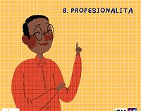 Poznej Chartu! – 8. Profesionalita