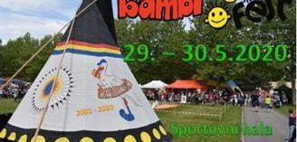 Pozor změna termínu BAMBIFEST 29.-30.5.2020 !!!!!!