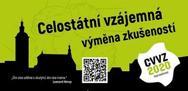 Celostátní vzájemná výměna zkušeností - CVVZ 2020 České Budějovice
